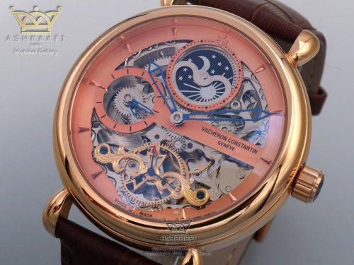 ساعت موتور باز مردانه واشرون کنستانتین Vacheron Constantin 7318