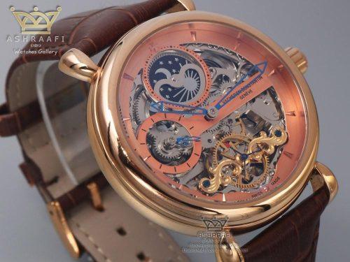 ساعت اسکلتون واشرون کنستانتین Vacheron Constantin 7318