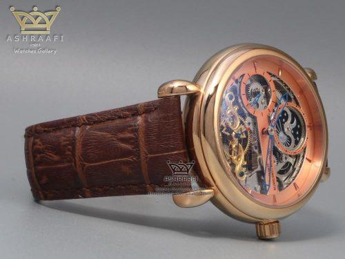 ساعت بند چرمی واشرون کنستانتین Vacheron Constantin 7318