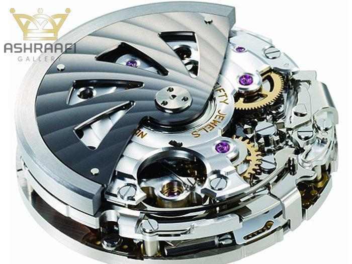 Ananta SD movement - 10 موتور ساعت مکانیکی زمانسنج برتر