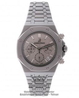 ساعت خاکستری رنگ AP - Audemars Piguet Gry2