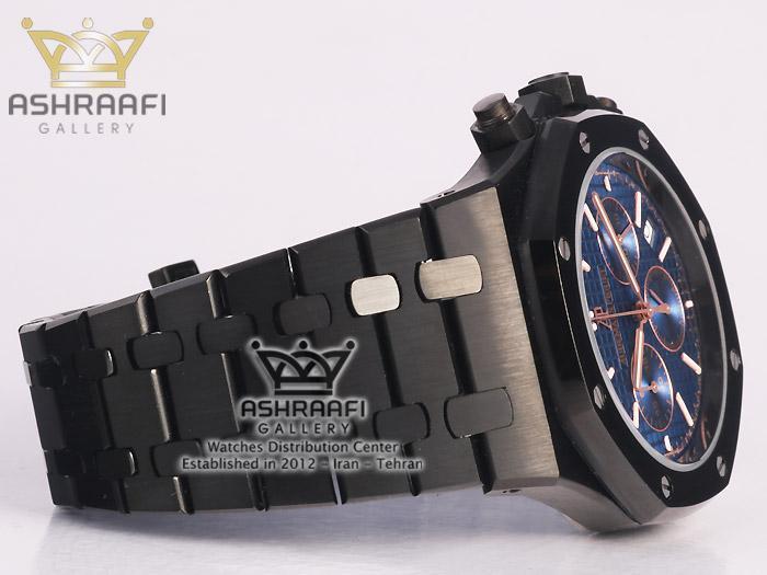 ساعت مشکیAudemar Piguet Royal Oak-BD