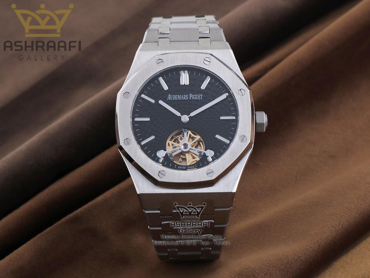 ساعت تمام استیل ای پی فلزی Audemars Piguet RO65