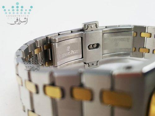 نمای داخلی قفل ساعت Audemars-Piguet