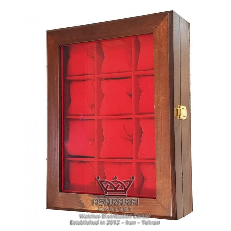 جعبه دوازده تایی ساعت مچی Box Watches 12 ky