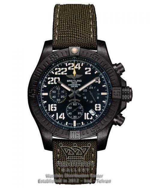ساعت های کپی برایت لینگ بند برزنت Breitling A13370