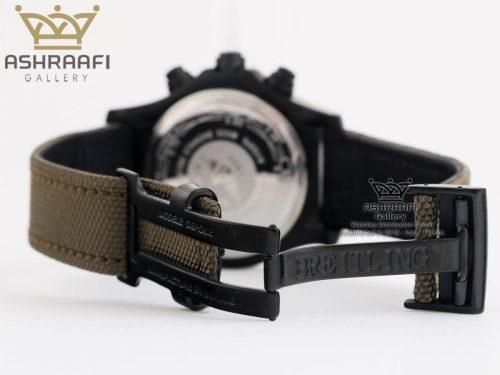 نمای داخلی قفل ساعت برایت لینگ Breitling A13370