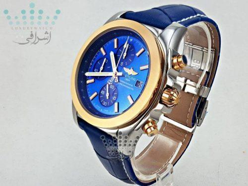 ساعت مچی برایت لینگ آبی رنگ - Breitling AB0858-B-02