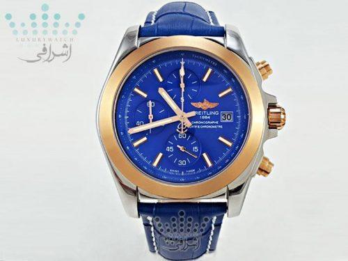 ساعت برایت لینگ آبی رنگ - Breitling AB0858-B-03