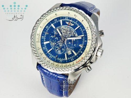 ساعت برایت لینگ مردانه آبی رنگ