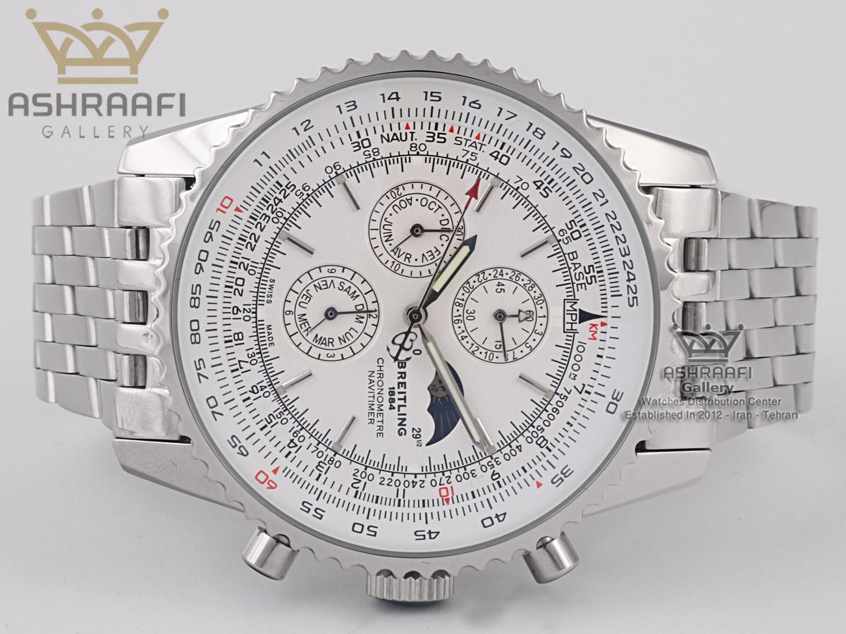 ساعت خلبانی برایتلینگ Breitling Certifie A13356