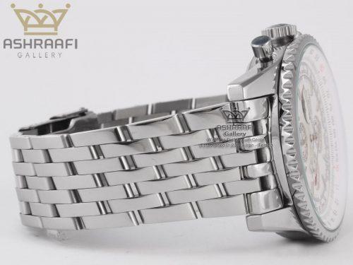 ساعت بند فلزی برایتلینگ Breitling Certifie A13356