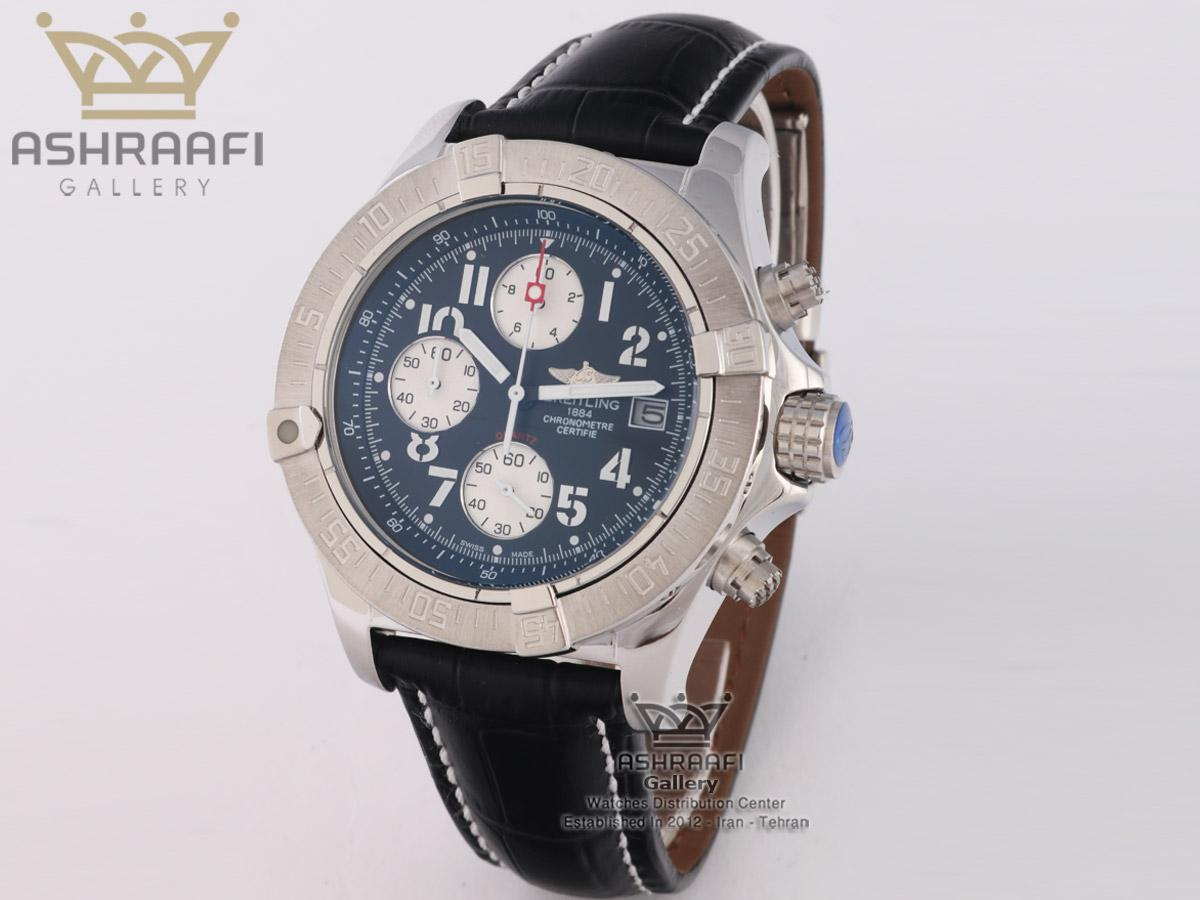 ساعت برایتلینگ مشکی Breitling Certifie A13356L