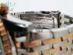 نمای داخلی قفل ساعت Breitling SRG5