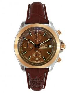 ساعت قهوه ای رنگ برایتلینگ Breitling WB3510
