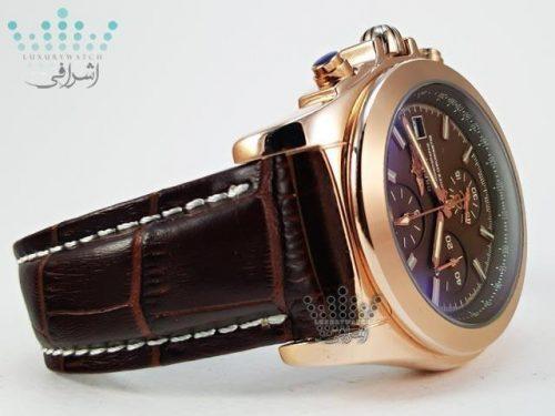 ساعت قهوه ای برایتلینگ Breitling WB3510