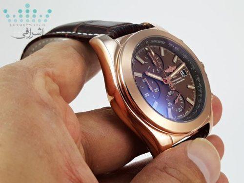 عکس روی دست ساعت Breitling WB3510