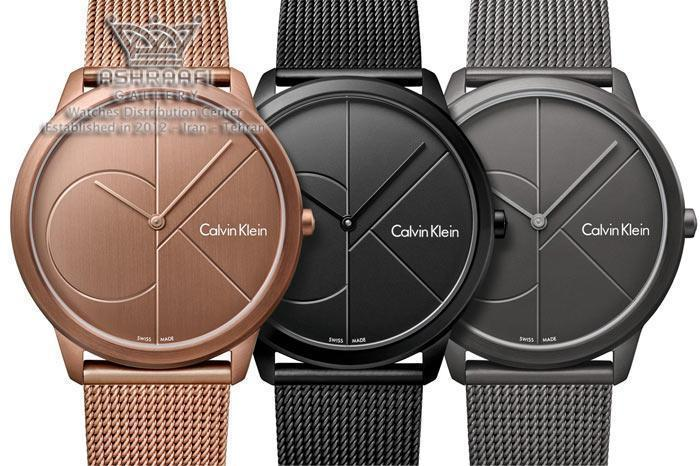 Calvin Klein watches - شناخت ساعت کالوین کلین اصلی - تاریخچه Calvin Klein