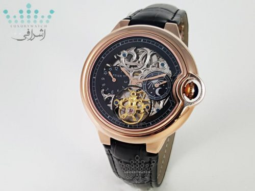ساعت موتور باز کارتیه Cartier 3109
