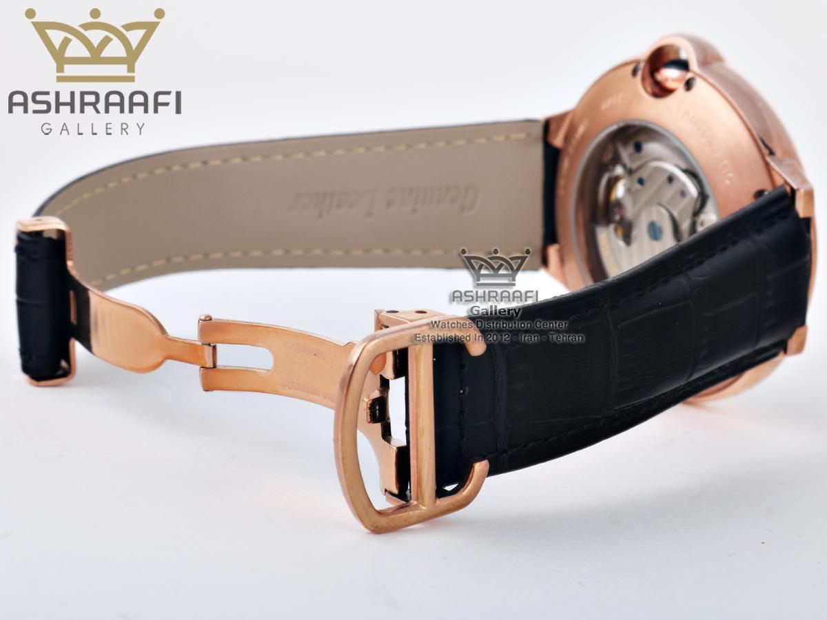 ساعت مردانه موتور باز کارتیه Cartier 3109SkRk