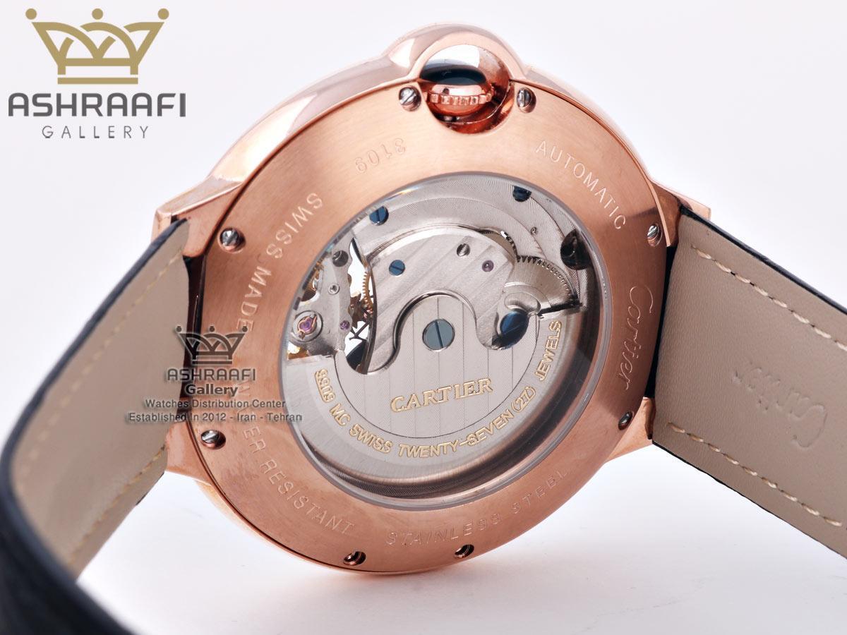 موتور اتوماتیک ساعت کارتیر Cartier 3109SkRk