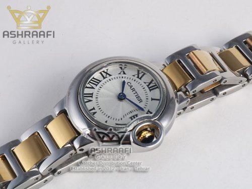 ساعت Cartier Ballon Bleu F84