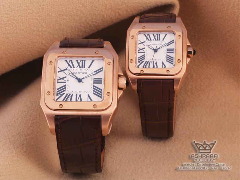 Cartier Santos 100 RW 07 - Cartier Santos 100-RW
