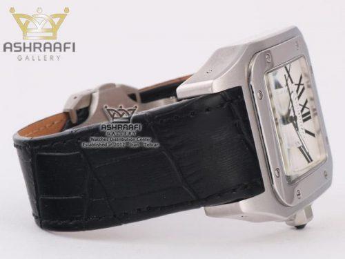 ساعت کارتیه سانتوز Cartier سایز بزرگ Santos 100-SB