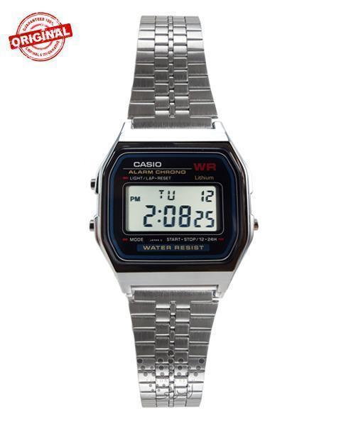 ساعت طرح قدیمی کاسیو Casio A159W-N1DF