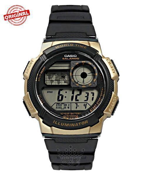 ساعت اورجینال Casio-AE-1000W-1A3-01