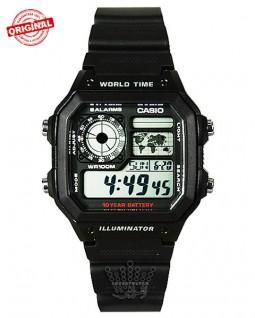ساعت اوجینال Casio AE-1200WH-1AVDF