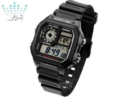 ساعت کاسیوCasio AE-1200WH-1AVDF