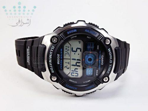ساعت مچی کاسیوCasio AE-2000W-1AVDF-04