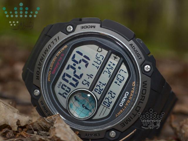 Casio AE 3000W 1avdf 07 - Casio AE-3000W-1avdf