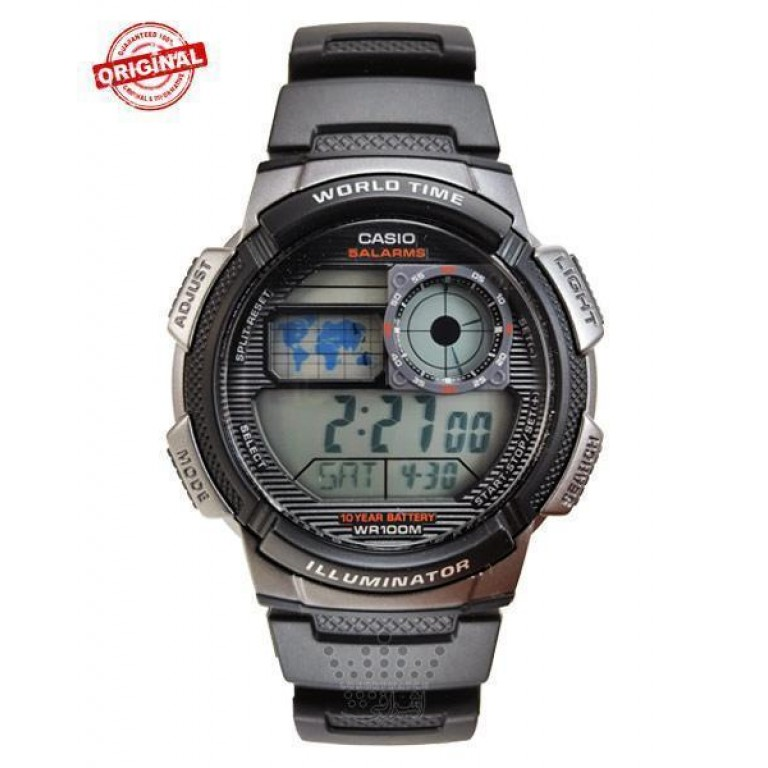 ساعت کاسیو Casio AE1000W-1BVDF