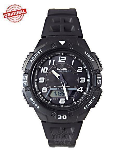 ساعت کاسیو اورجینال Casio AQ-S800W-1-01
