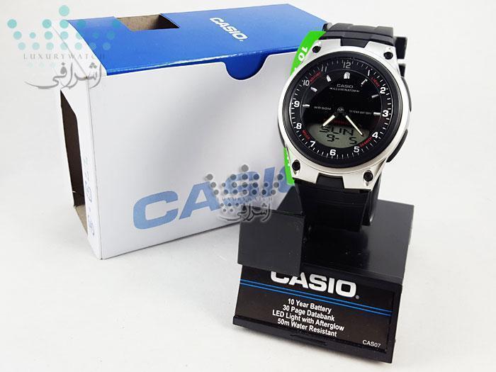 محصول اورجینال کاسیو Casio AW-80-1AVES-05