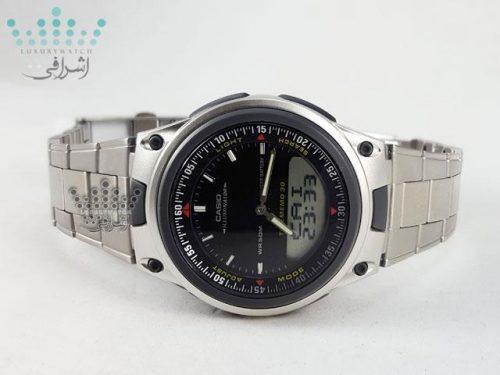 ساعت اورجینال ماهیگیری کاسیو Casio-AW-80D-1AVES