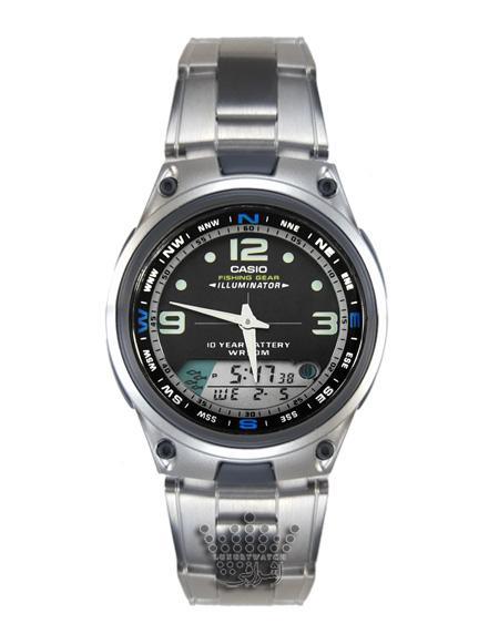 ساعت کاسیو ماهیگیری Casio AW-82D-1AVDF-01