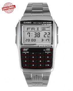 ساعت مچی کاسیو ماشین حساب دار اورجینال Casio DBC-32D-1ADF
