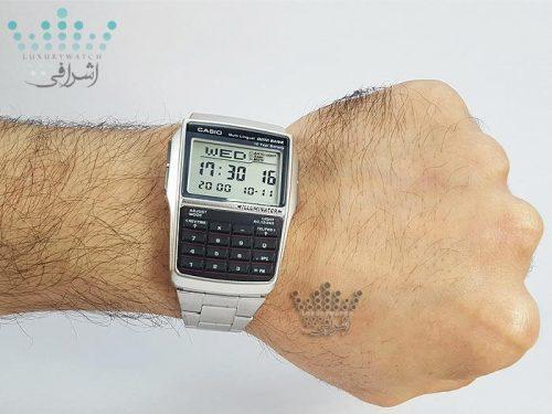 عکس روی دست ساعتCasio DBC-32D-1ADF