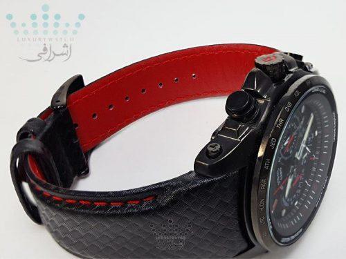 ساعت کاسیو مشکی Casio Ed-M710-05
