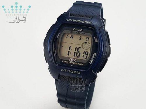 ساعت Casio HDD-600C-2avdf