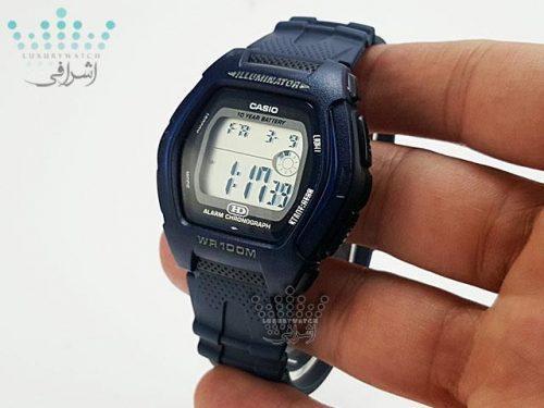 عکس روی دست ساعت Casio HDD-600C-2avdf