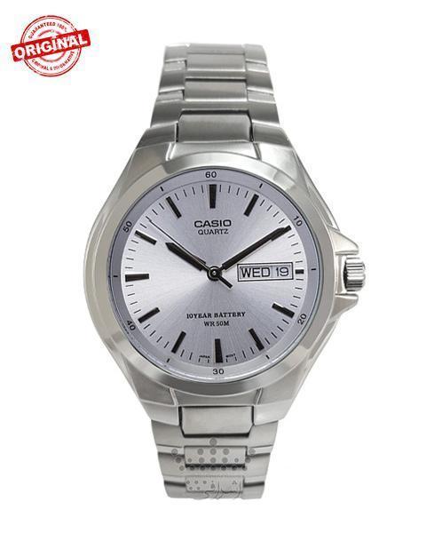 ساعت اورجینال کاسیو Casio MTP-1228D صفحه سفید