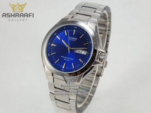 ساعت صفحه آبی کاسیو Casio MTP-1228D