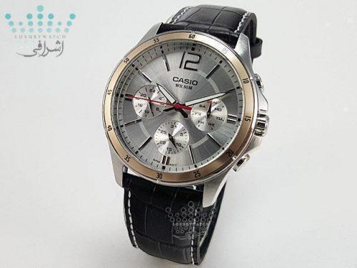 ساعت اورجینال کاسیو Casio MTP-1374L-7avdf