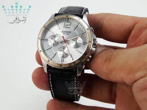 ساعت Casio MTP-1374L-7avdf