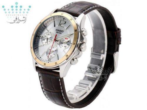 ساعت مچی اورجینال Casio MTP-1374L-7avdf