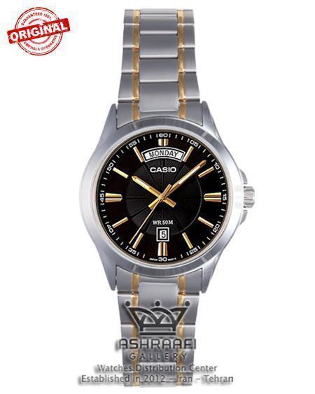 ساعت اصلی کاسیو Casio MTP-1381G-1AVDF